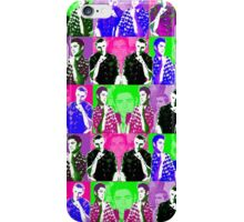 Dave Franco & Zac Efron Andy Wharhol Design iPhone Case/Skin