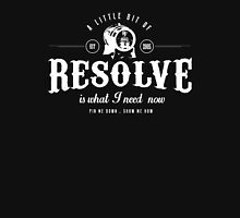 Foo Fighters Lyrics - Resolve - Typographic Unisex T-Shirt