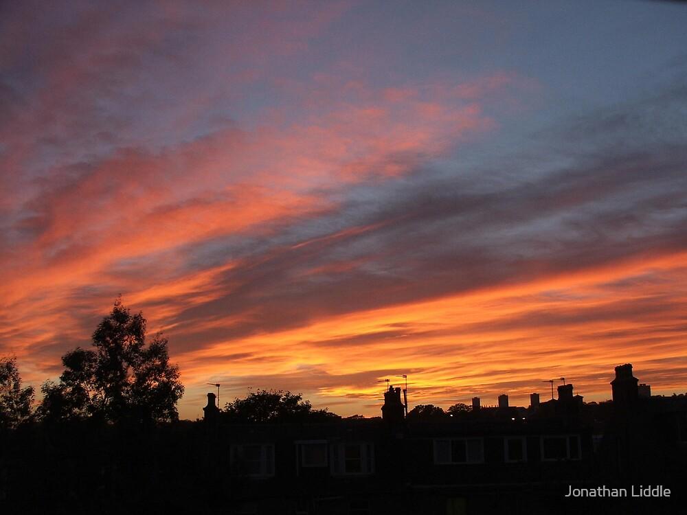 Aberdeen Sunset by Jonathan Liddle