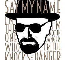 Breaking Bad: Heisenberg by logoloco