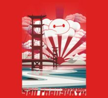 San Fransokyo,home of the Baymax Kids Clothes