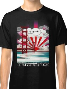 San Fransokyo,home of the Baymax Classic T-Shirt