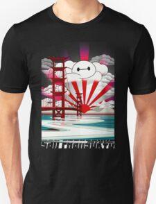 San Fransokyo,home of the Baymax Unisex T-Shirt