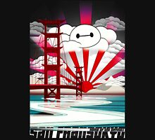 San Fransokyo,home of the Baymax Unisex T-Shirt