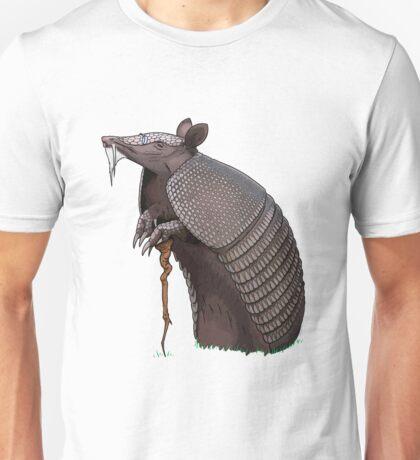 Wise Armadillo Unisex T-Shirt