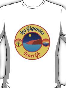 Los Gigantes, Tenerife T-Shirt