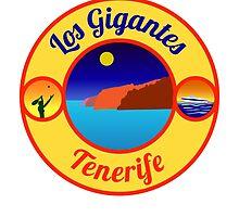 Los Gigantes, Tenerife by nick356