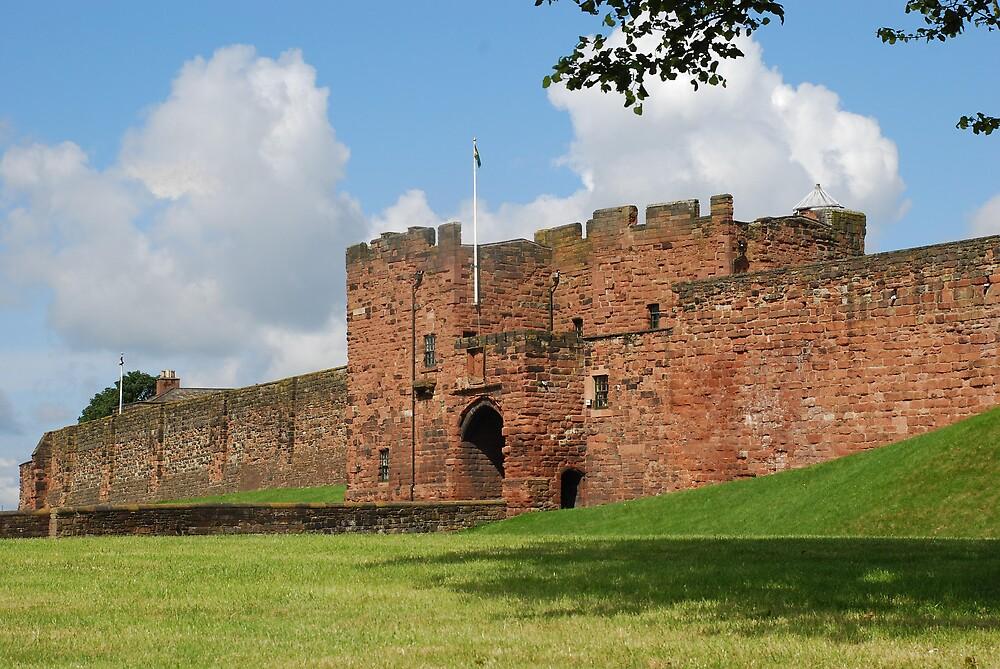 Carlisle Castle by Maddie