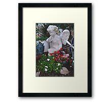 Angel of Serenity  Framed Print
