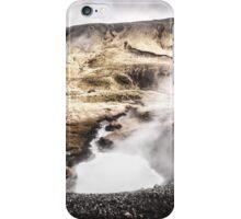 Icelandic Steam  iPhone Case/Skin
