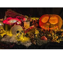 Trick or Treat ? Photographic Print