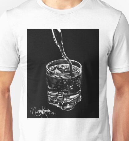Water in a Glass Unisex T-Shirt