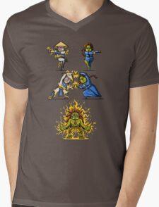 Fusion Mens V-Neck T-Shirt