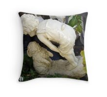 Some Bunny Loves You! Throw Pillow