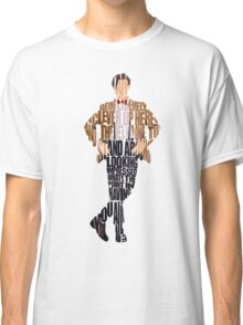 Eleventh Doctor - Doctor Who Classic T-Shirt