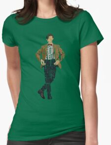 Eleventh Doctor - Doctor Who Womens Fitted T-Shirt
