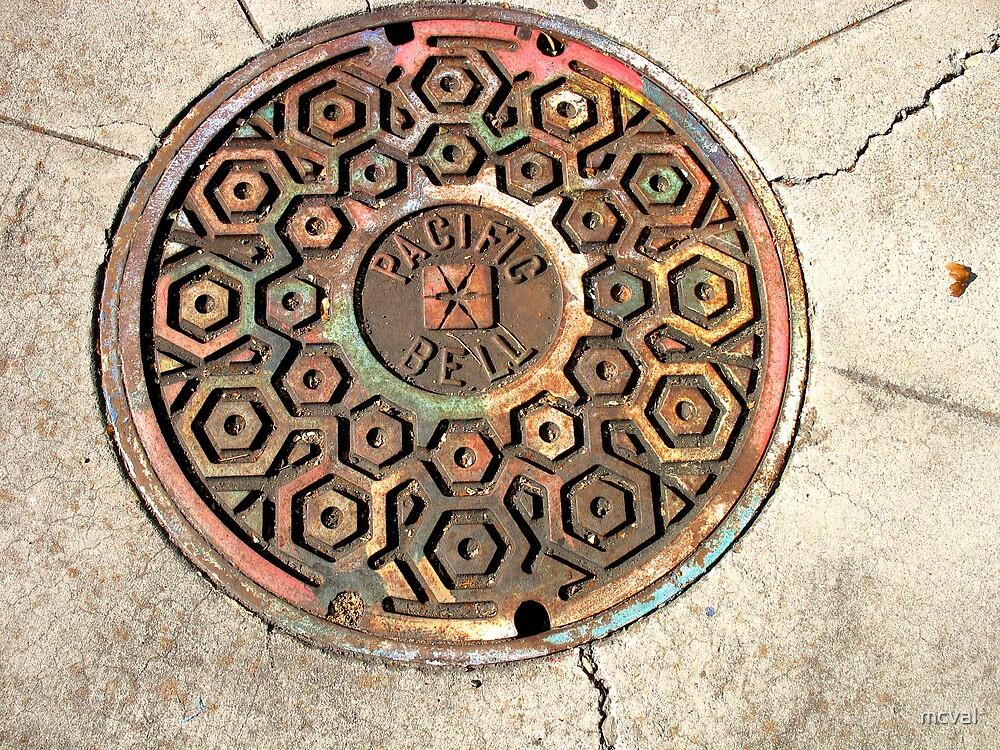 Manhole Madness by mcval
