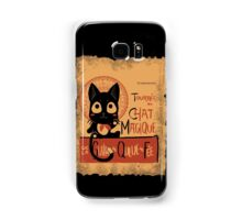 Le Chat Magique Samsung Galaxy Case/Skin