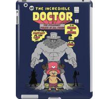 The Incredible Doctor iPad Case/Skin