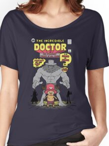 The Incredible Doctor Women's Relaxed Fit T-Shirt