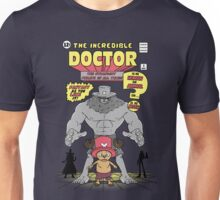 The Incredible Doctor Unisex T-Shirt