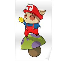Super Teemo Bros Poster