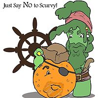 Say NO to Scurvy! by littlechispa