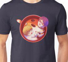 Nagisa and Rei Latte Unisex T-Shirt