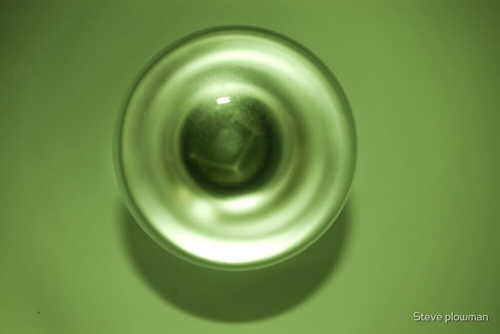 Green by Steve plowman