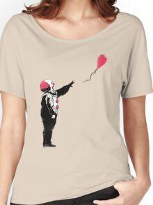 Balloon Clown Women's Relaxed Fit T-Shirt