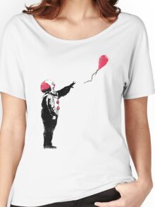 Balloon Clown Women's Relaxed Fit T-Shirt