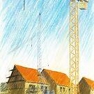 Arbeiter by HannaAschenbach