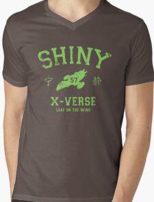 Shiny XV Team (green variant) Mens V-Neck T-Shirt