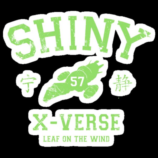 Shiny XV Team (green variant) by wytrab8