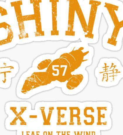 Shiny XV Team Sticker