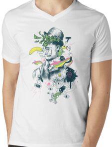 The Surreal Bandit Mens V-Neck T-Shirt