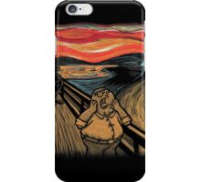 Scream in Quahog iPhone Case/Skin