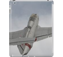 Military jet iPad Case/Skin