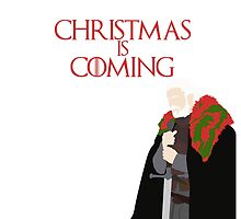 Christmas is Coming - Game of Thrones Parody (Eddard Stark) by Posteritty