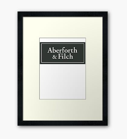 Aberforth & Filch Framed Print
