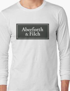 Aberforth & Filch Long Sleeve T-Shirt