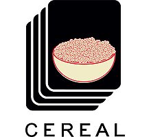 Cereal Photographic Print