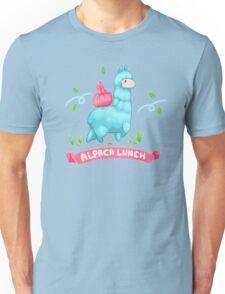Alpaca Lunch Unisex T-Shirt