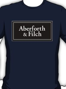 Aberforth & Filch T-Shirt