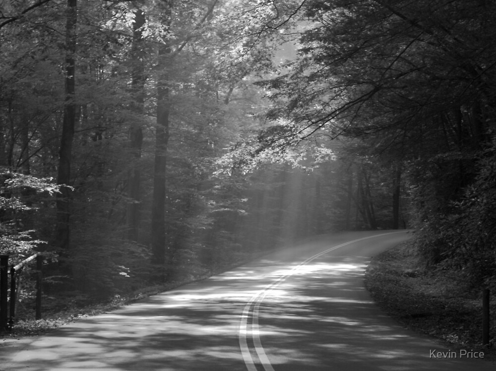 Sunrays to Elkmont by Kevin Price