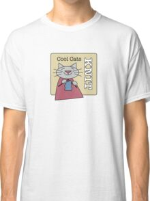 Cool Cats Knit Classic T-Shirt