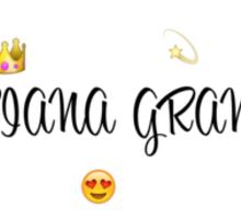 Ariana Grande Emojis Sticker