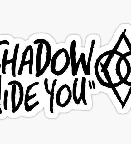 """Shadow Hide You"" Thieves Guild - The Elder Scrolls Sticker"