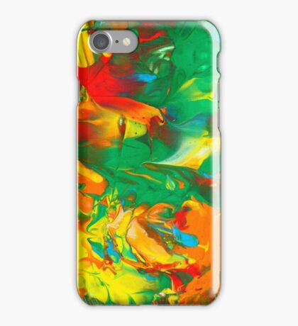 Melted Crayons iPhone Case/Skin