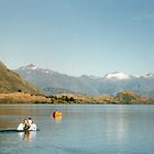 Lake Wanaka New Zealand by lettie1957